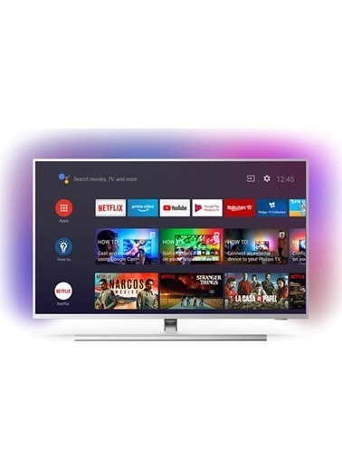 """Philips Philips 50PUS8505/62 50"""" Ambilight 4K Ultra HD Android Smart LED TV Renkli"""